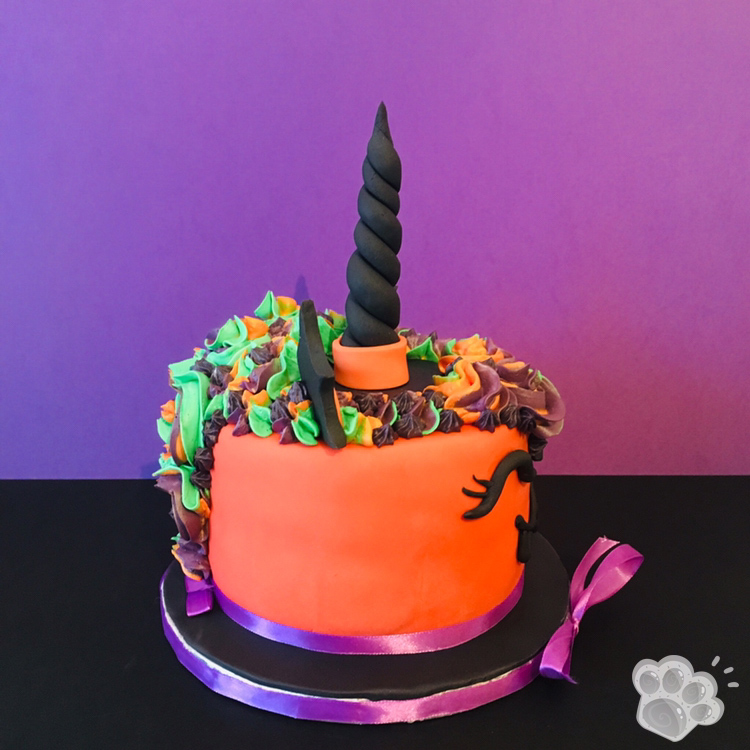 gâteau licorne original